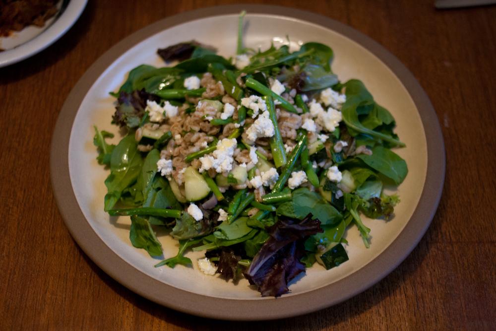 farro-asparagus-beans-3