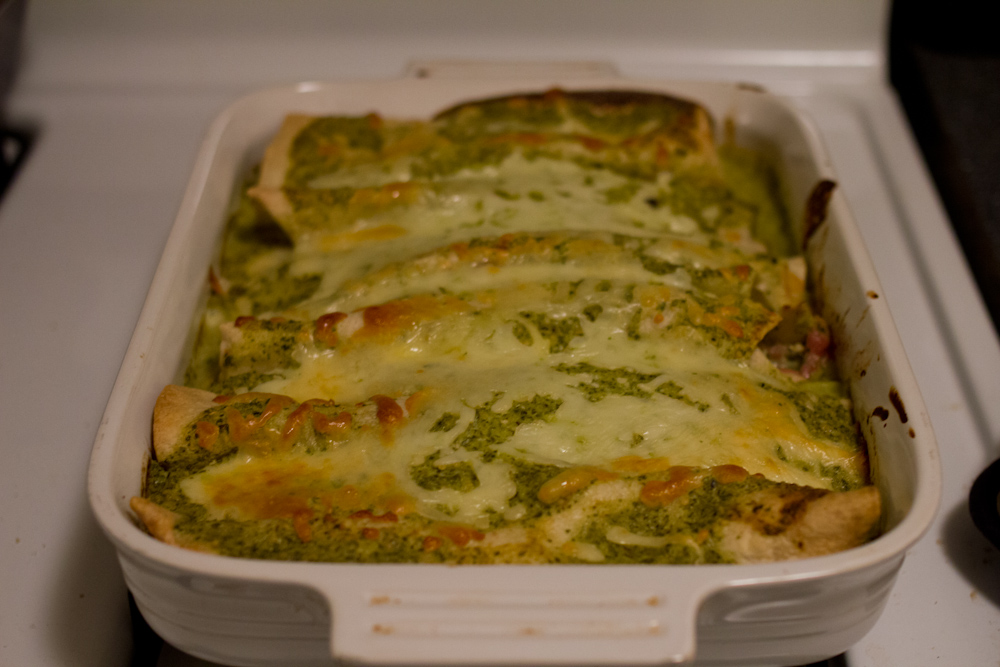 enchiladas suizas - The Answer is Always PorkThe Answer is ...