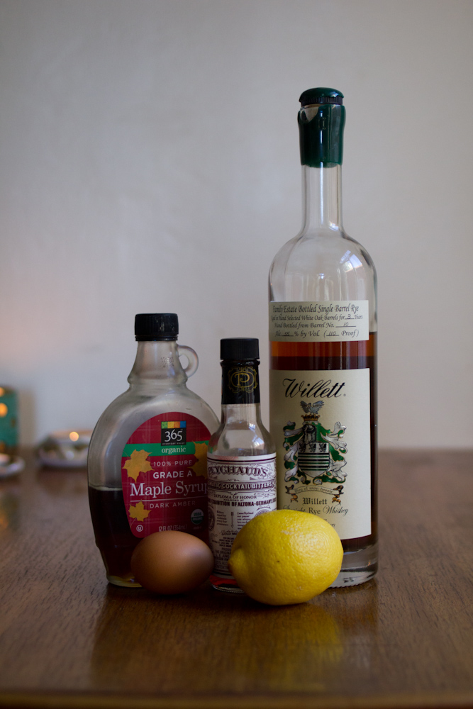 Rattlesnake Cocktail | The Answer is Always Pork