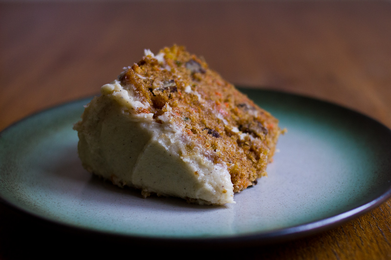 nonnies carrot cake  | Full recipe at The Answer is Always Pork