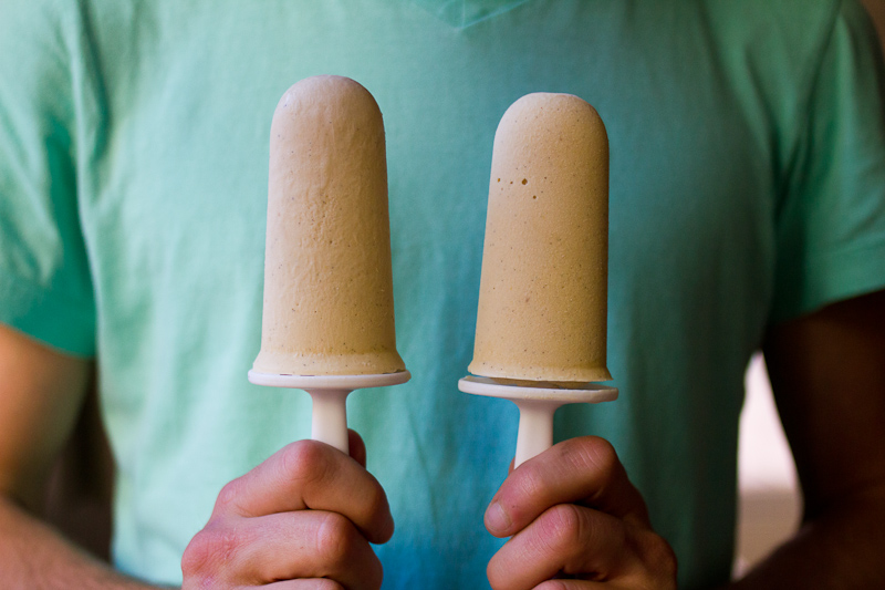 chocolate stout creamsicles | Full recipe at The Answer is Always Pork