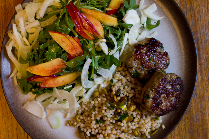 Lamb Meatballs With Lemon-Cumin Yogurt Recipes — Dishmaps