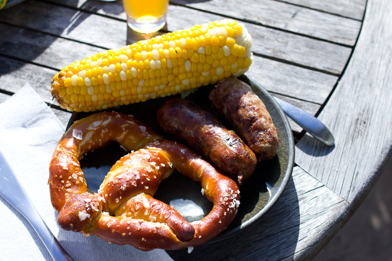 sausagefest | Full recipe at The Answer is Always Pork