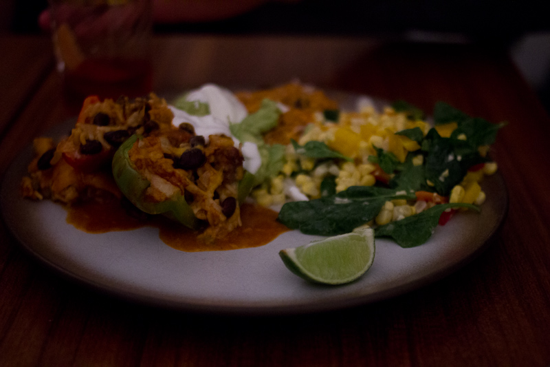 Fiesta Peppers | The Answer is Always Pork